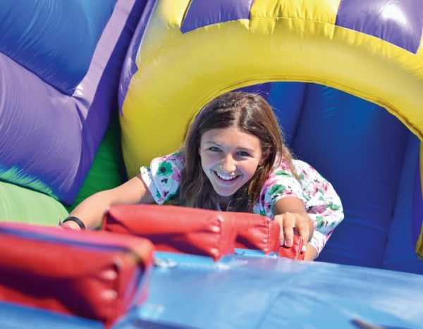 Nashville obstacle course rental | Jumping Hearts Party Rentals