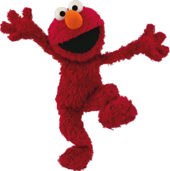 Elmo Jumper Nashville | Jumping Hearts Party Rentals