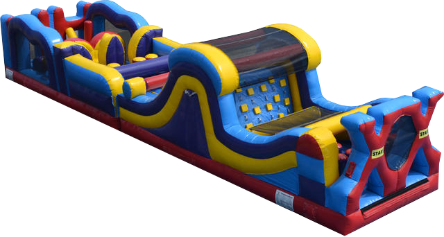 Obstacle course rentals Murfreesboro