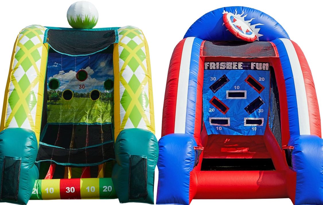 Murfreesboro inflatable interactive games rental