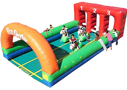 inflatable horse racing game rentals Murfreesboro