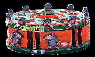 Human wack a mole rentals Murfreesboro