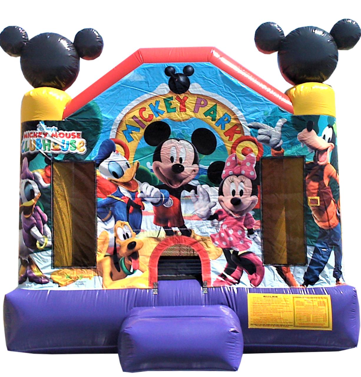 Mickey bounce House Rentals Murfreesboro