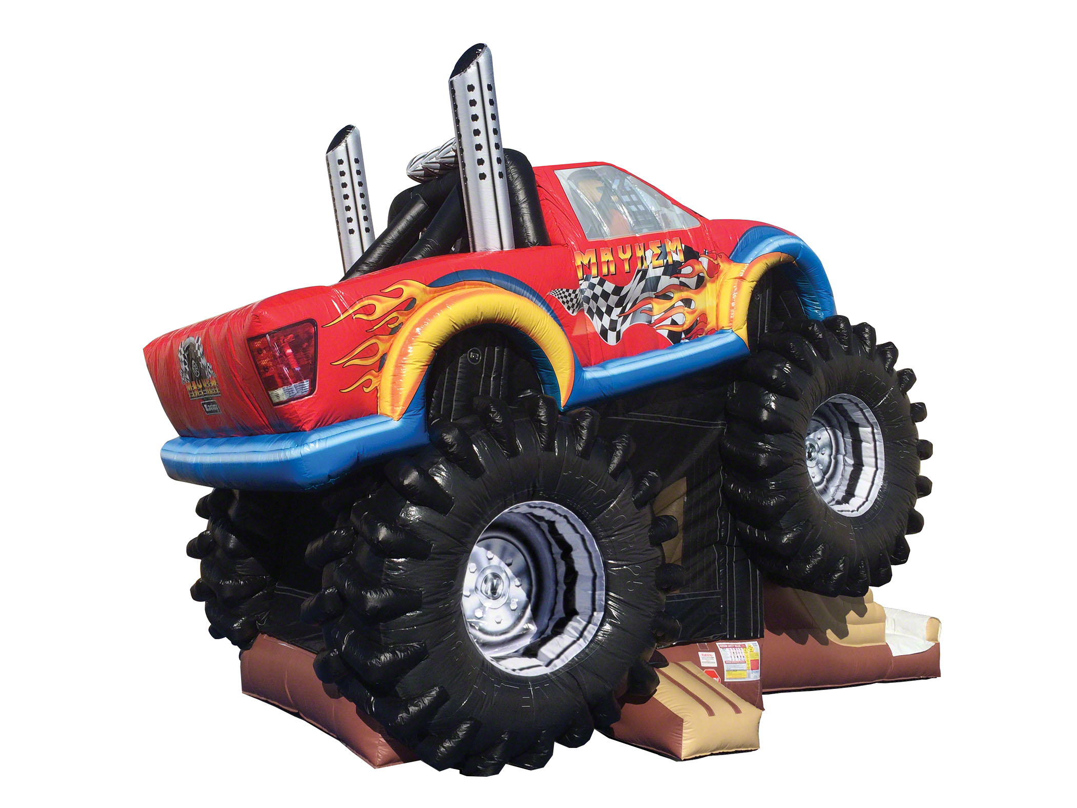 Monster Truck Bounce House Rentals Nashville | Jumping Hearts Party Rentals