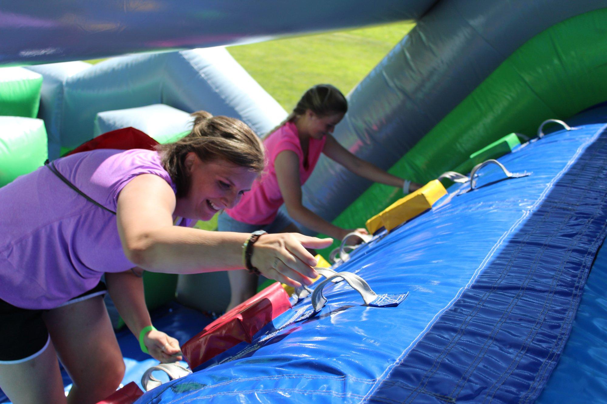 Inflatable slide rentals in Murfreesboro