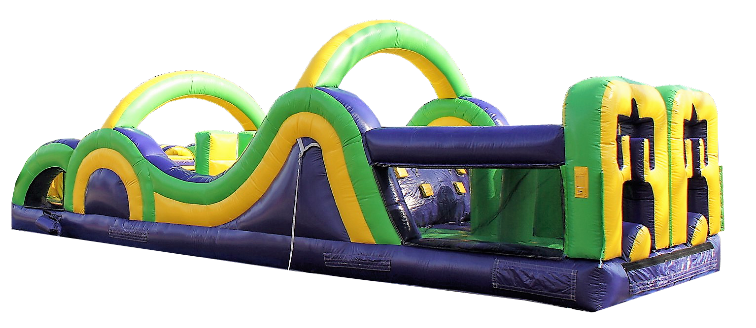 Murfreesboro inflatable obstacle course rentals