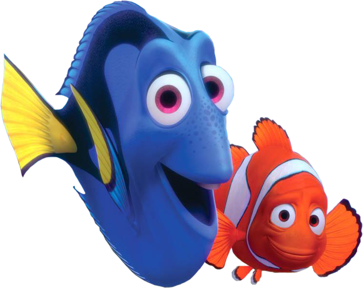 Finding Nemo / Dory jumper Nashville | Jumping Hearts Party Rentals