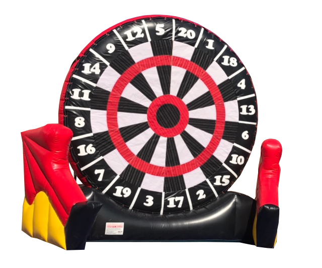 soccer darts inflatable game rentals Murfreesboro