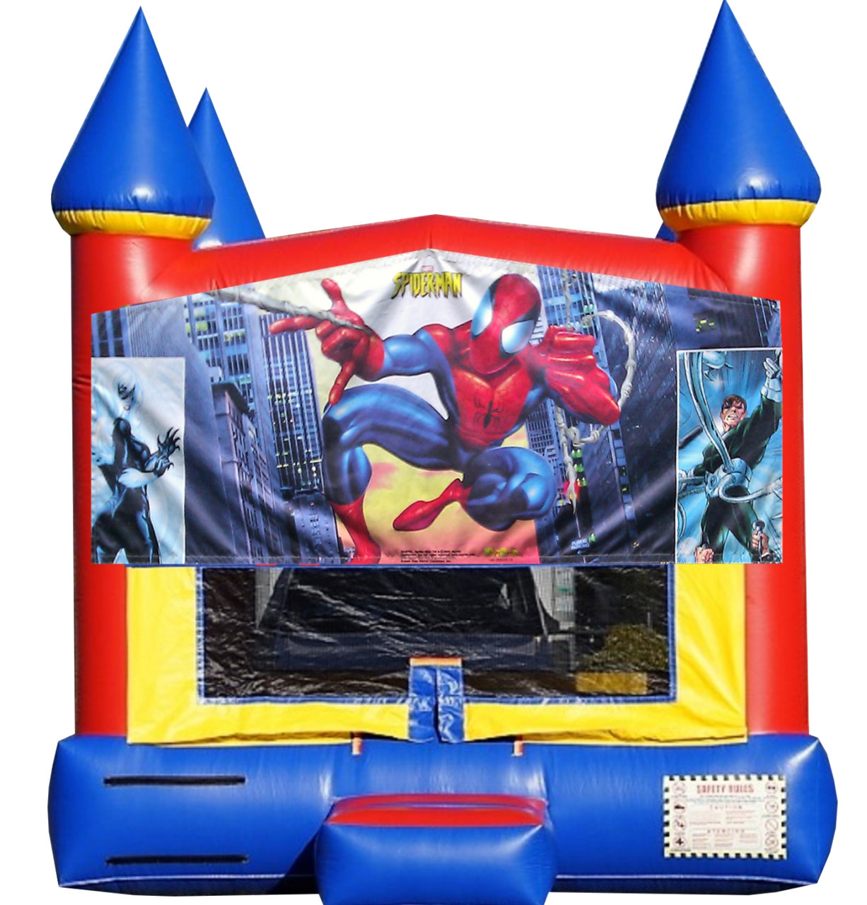 spiderman bounce house rentals Murfreesboro