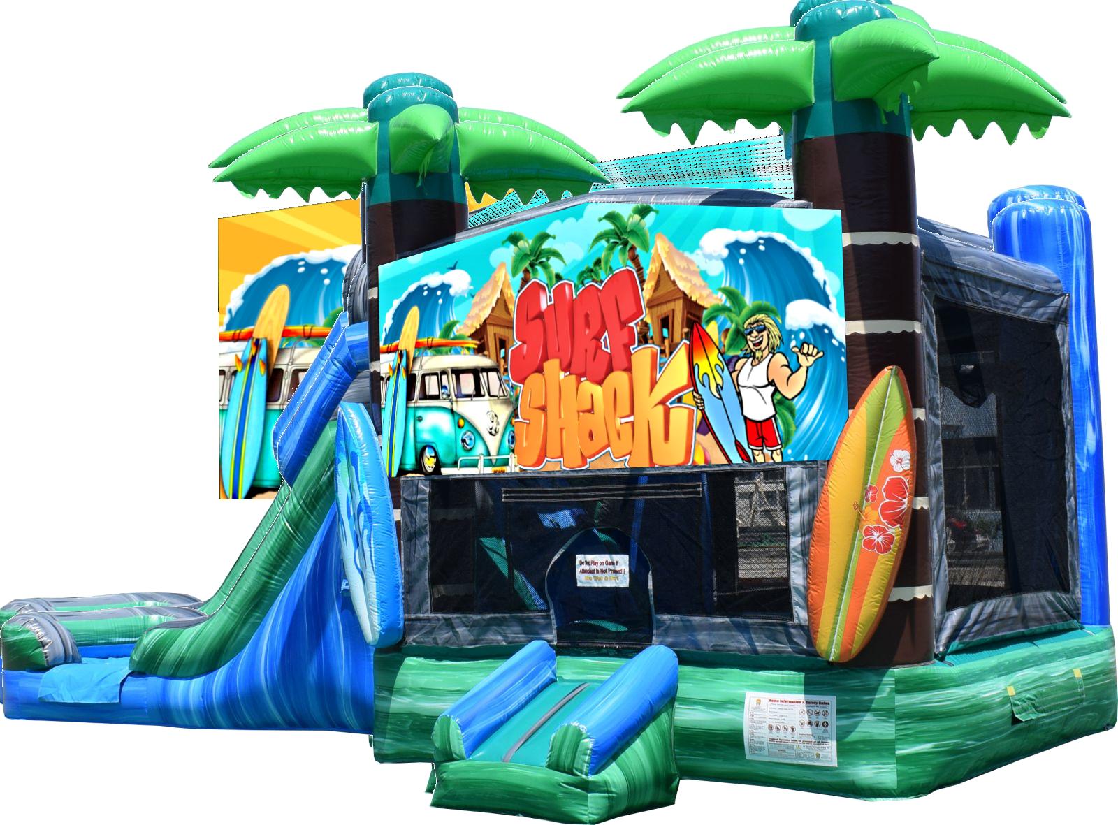surf water slide rentals Nashville | Jumping Hearts Party Rentals