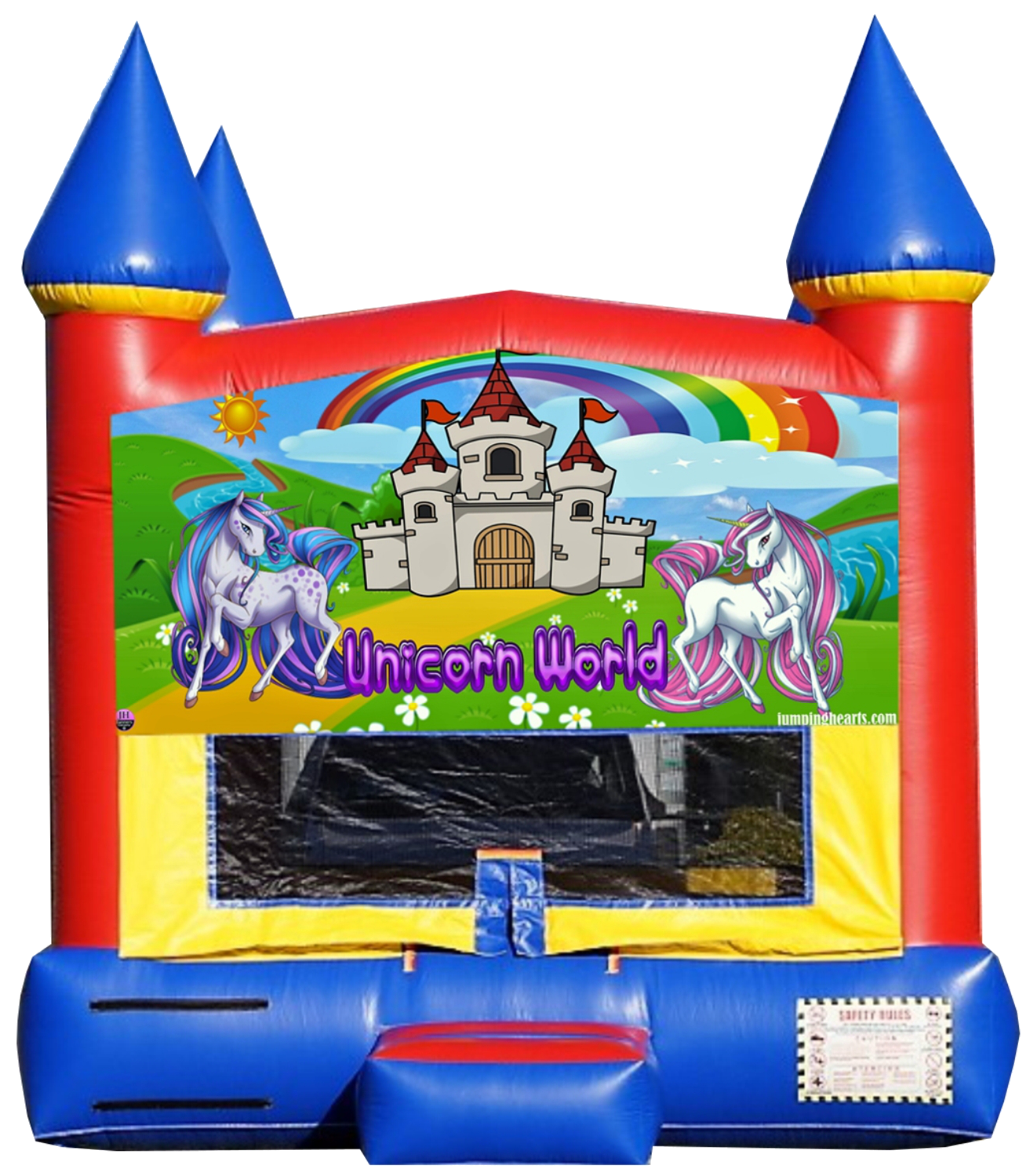 unicorn bounce house Murfreesboro