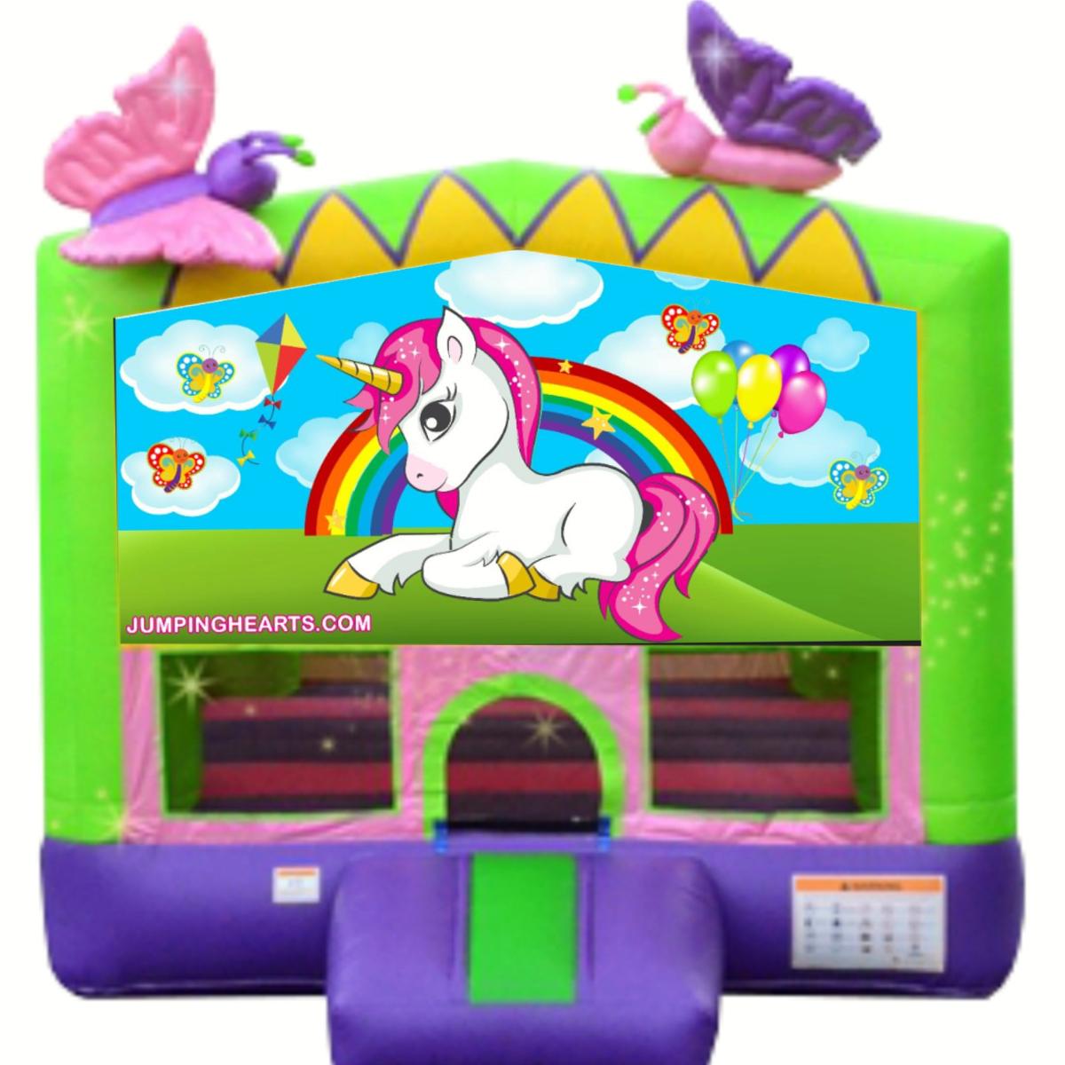 baby unicorn bounce house rentals Murfreesboro