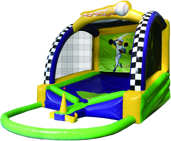 inflatable baseball game rentals Murfreesboro