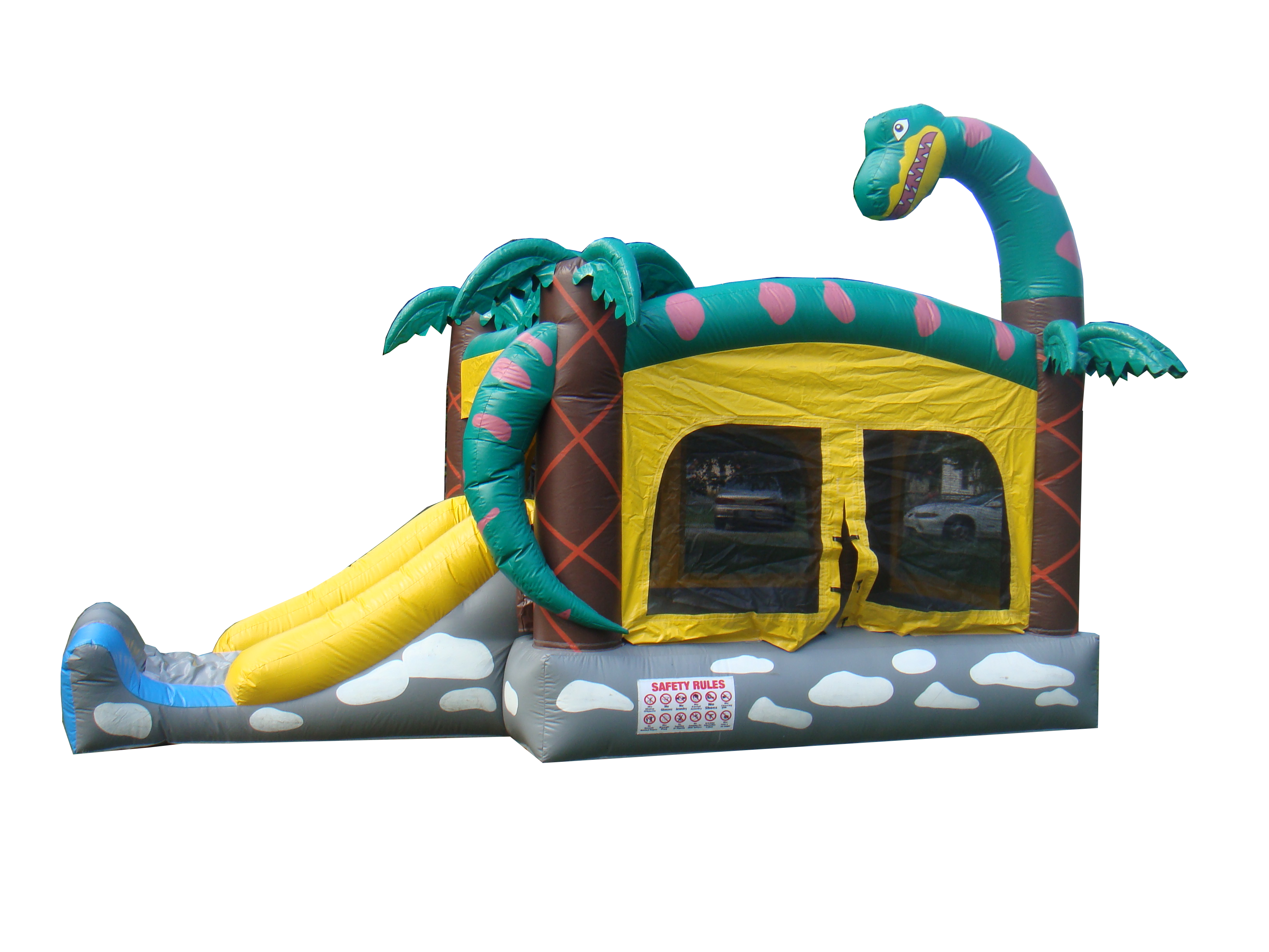 dinosaur toddler bounce house Murfreesboro