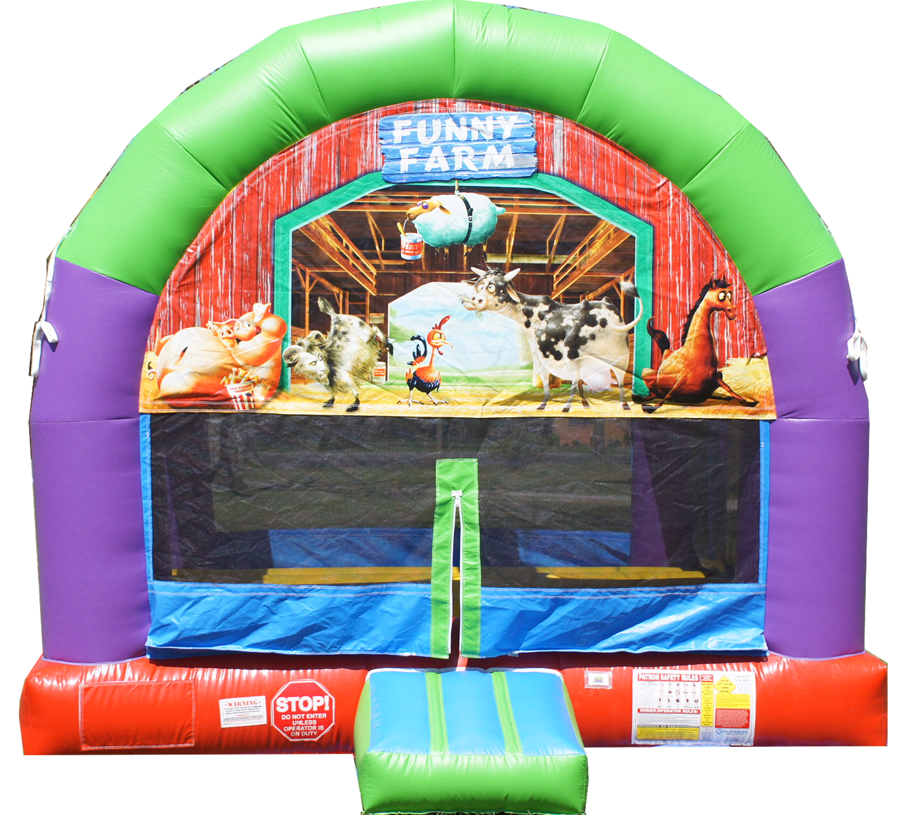 farm bounce house rentals Nashville