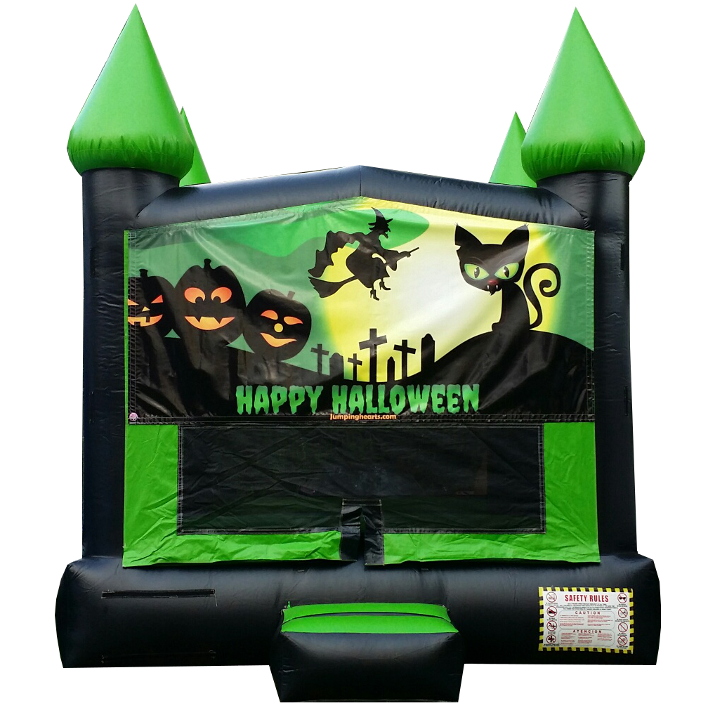 Halloween bounce house rentals Murfreesboro