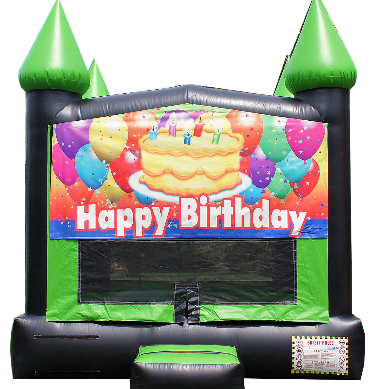 Happy birthday bounce house rentals Murfreesboro