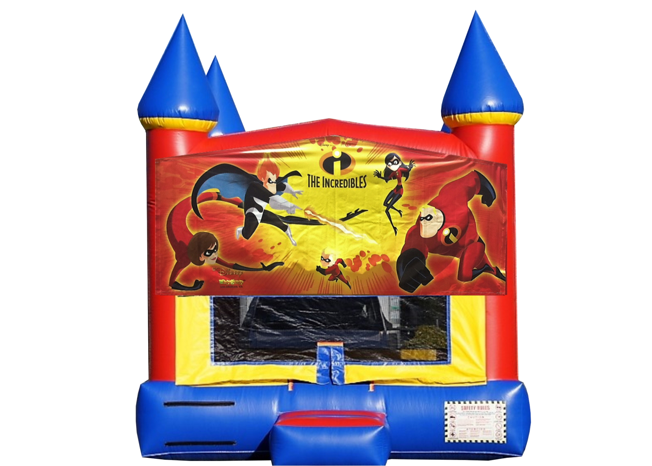 Incredibles Bounce house Nashville