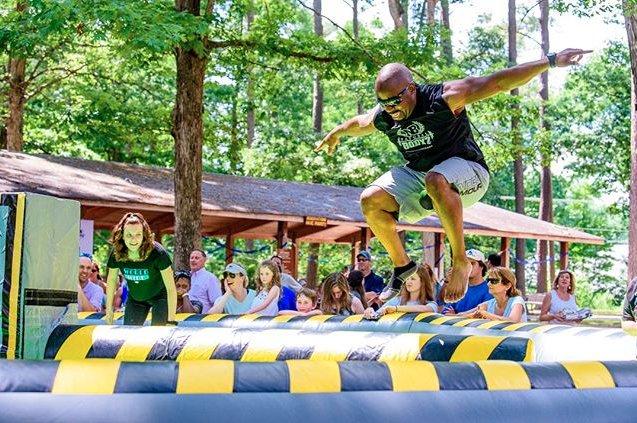 Obstacle course rentals Nashville