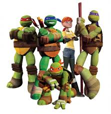 Ninja Turtles Jumpers Nashville | Jumping Hearts Party Rentals
