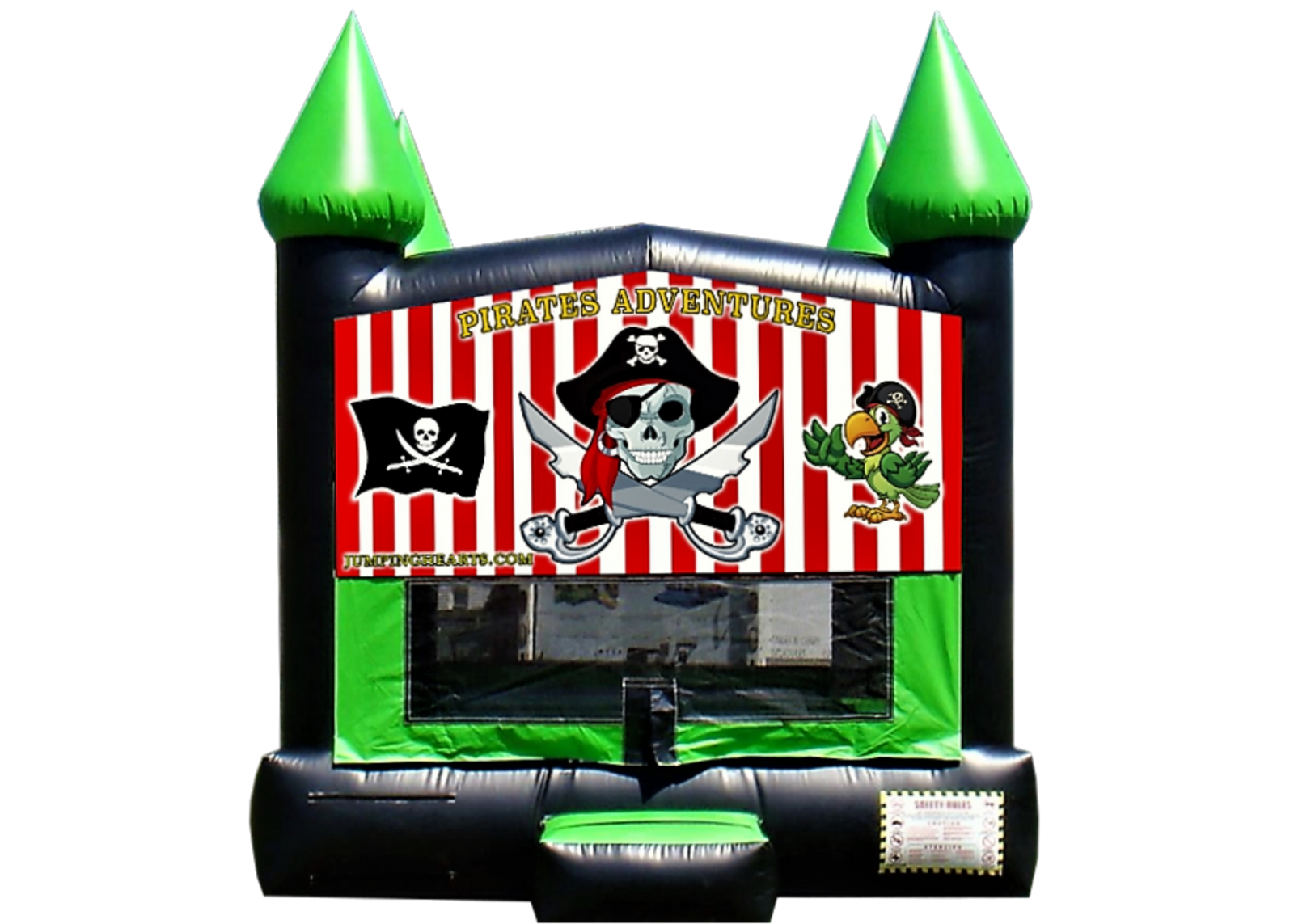 Pirate Bounce house Nashville