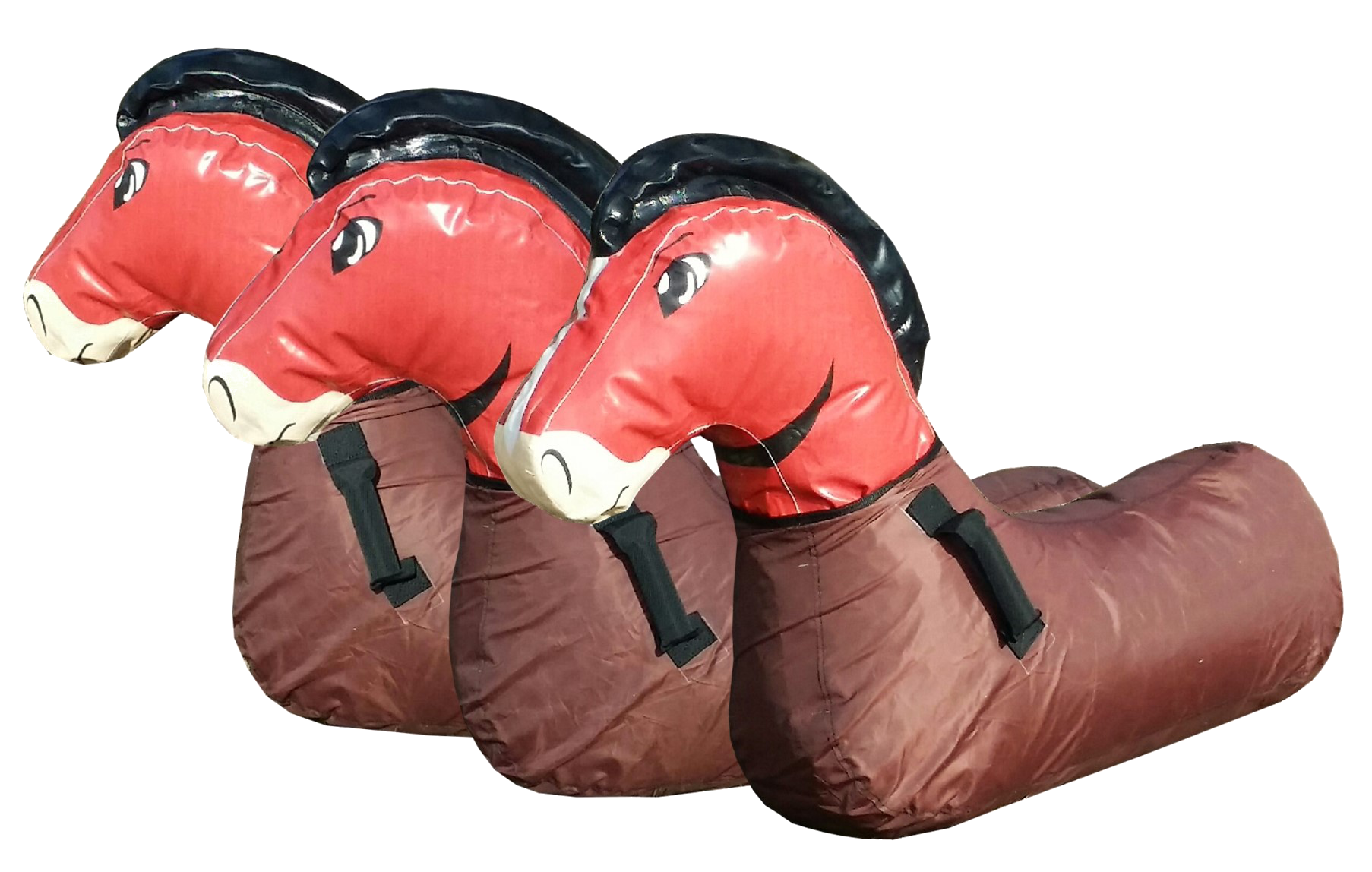 inflatable horses interactive game rentals Murfreesboro