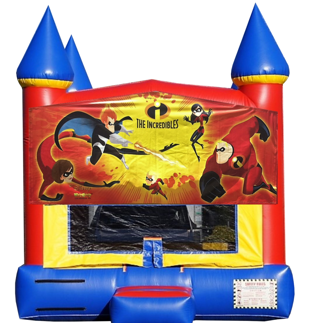 The incredibles bounce house rentals Murfreesboro