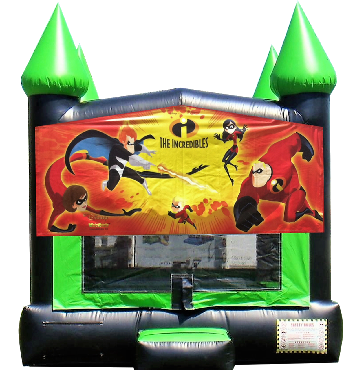 Murfreesboro incredibles bounce house rentals