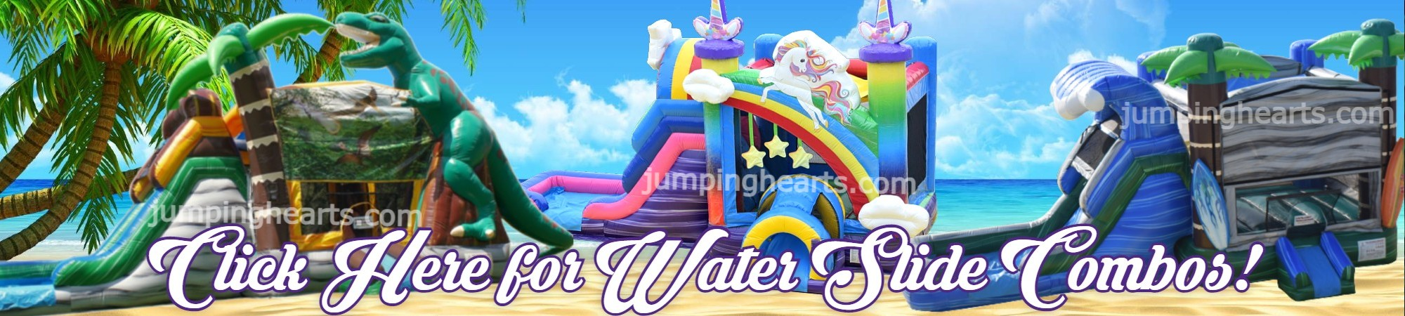 bounce house rentals Nashville   Jumping Hearts Party Rentals