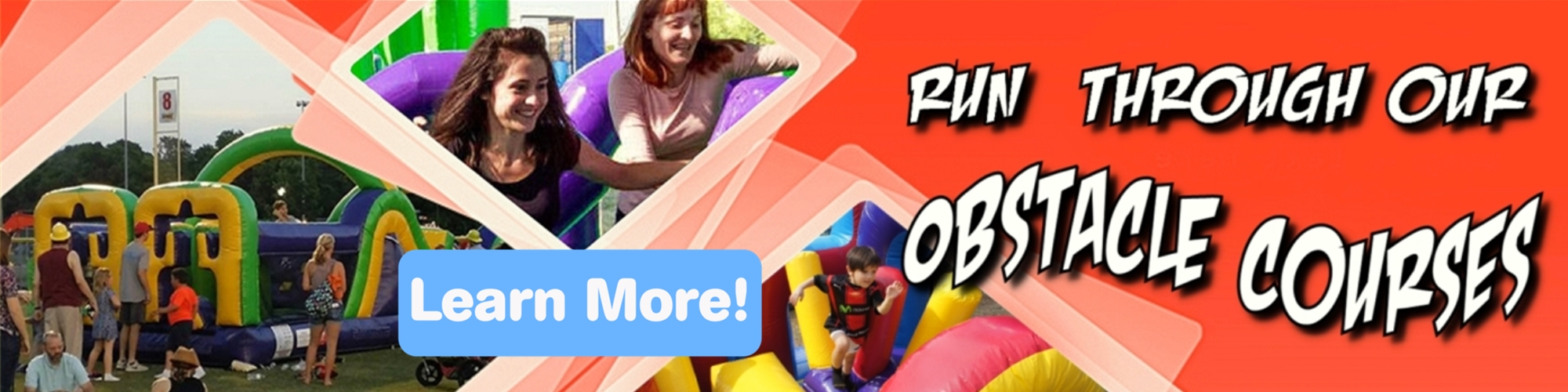 Obstacle course rentals Nashville Tn / Jumping Hearts Party Rentals La Vergne TN