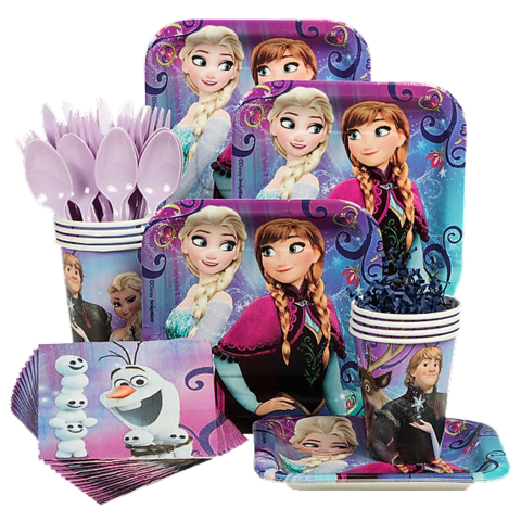Frozen Premium Package