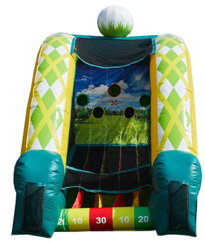 Inflatable Golf Game