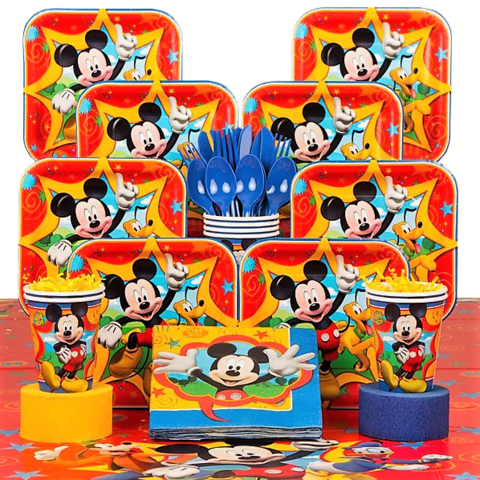 Mickey Mouse Premium Package