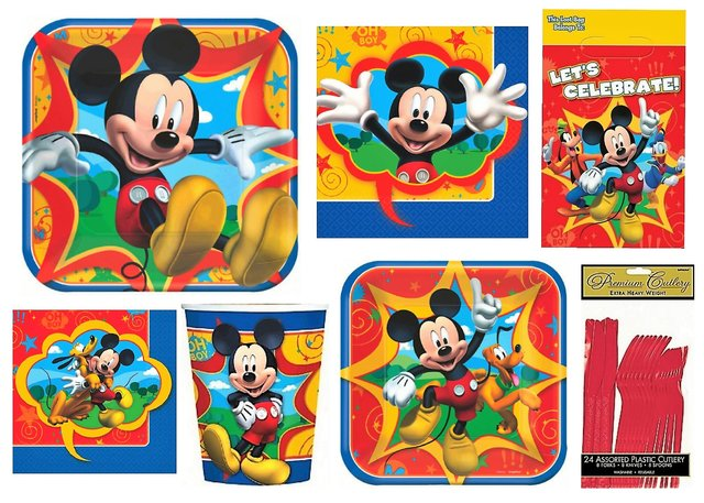 Mickey Mouse Deluxe Package