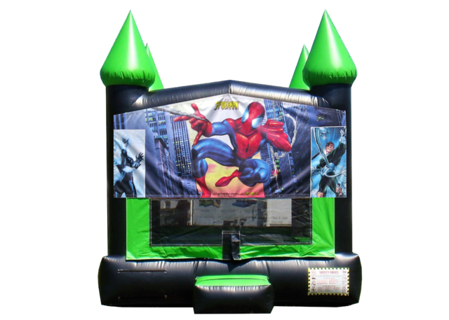 Spiderman Bounce House 2