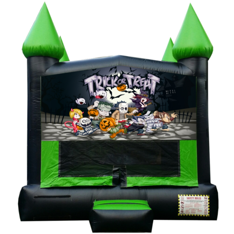 Trick or Treat night Halloween Jumper