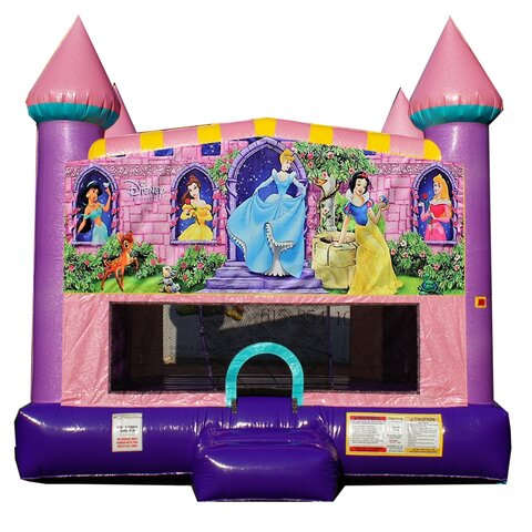 Disney Princess Bounce House 3