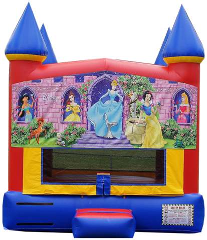 Disney Princess Bounce House 2