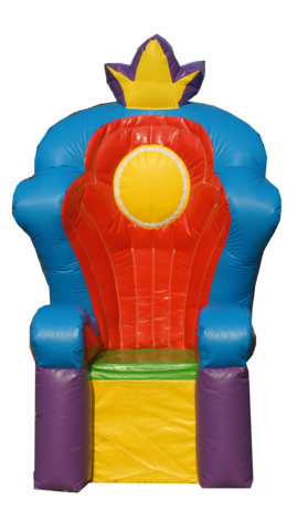 The Wacky Throne