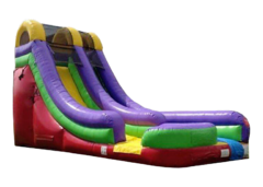 "<strong><span style=""color:#0000ff;"">18ft Super Water Slide"