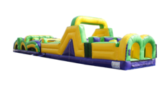 "<strong><span style=""color:#0000ff;"">61ft Magical Rush Obstacle Course"