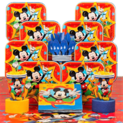 "<strong><span style=""color:#0000ff;"">Mickey Mouse Premium Package"