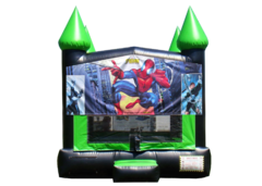 "<strong><span style=""color:#0000ff;"">Spiderman Bounce House 2"