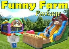 "<strong><span style=""color:#0000ff;"">Funny Farm Package (DRY)"