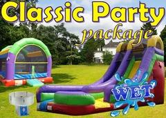 "<strong><span style=""color:#0000ff;"">Classic Party Package (WET)"