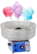 Cotton Candy Machine***Includes servings for 40 people***