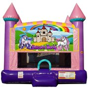 Unicorn Bounce House 2