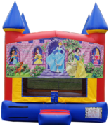 "<strong><span style=""color:#0000ff;"">Disney Princess Bounce House 2"