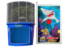 "<strong><span style=""color:#0000ff;"">Dunk Tank"