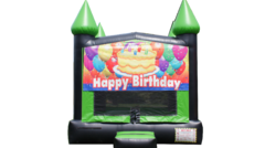 "<strong><span style=""color:#0000ff;"">Happy Birthday Bounce House 2"
